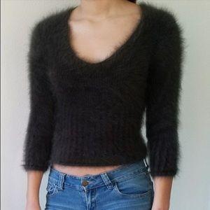 Fuzzy Express Sweater